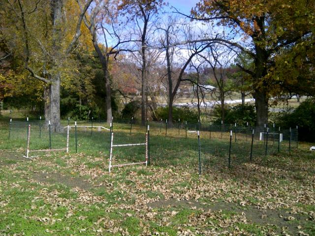 Outdoor Training Yard